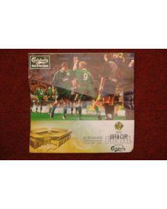 2001 UEFA Cup Final Poster Dortmund 16/05/2001