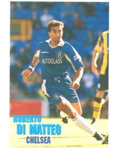 Chelsea - Roberto di Matteo colour card