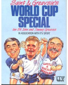 World Cup Special book 1990