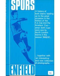 Tottenham Hotspur and Enfield book - A history of both teams
