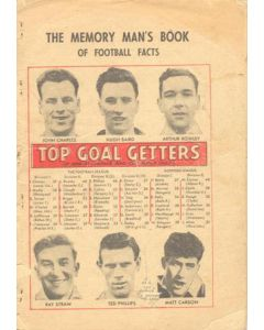The Memory Man's Book of Football Facts 1956-1957