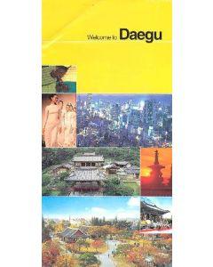 2002 World Cup - Welcome To Daegu guide