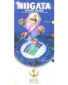 2002 World Cup Niigata Stadium Guide Book
