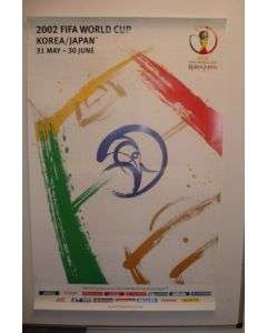 2002 World Cup Official Poster