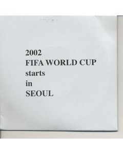 2002 World Cup - 2002 FIFA World Cup Starts In Seoul small CD