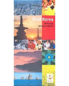 2002 World Cup - Visit Korea - 10 Venues 10 Travel Merits guide