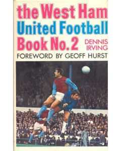 The West Ham United Football Book No:2 of 1969