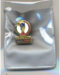 World Cup 2002 small badge
