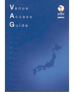 2002 World Cup Korea Japan Venue Access Guide