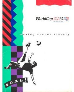 World Cup USA 1994 press pack